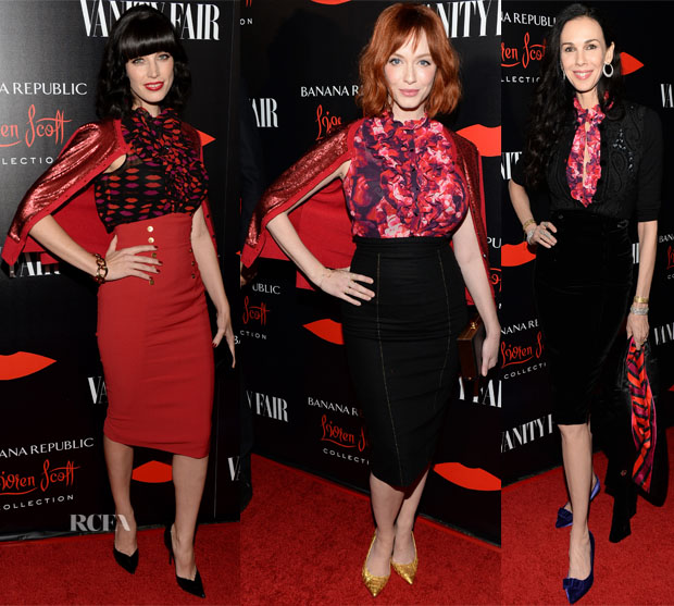 L'Wren Scott for Banana Republic Collection Launch Party