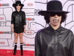 Lady Gaga In Saint Laurent - YouTube Music Awards 2013