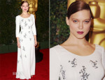 Lea Seydoux In Prada - Governors Awards 2013