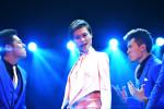Li Yuchun In Givenchy by Riccardo Tisci - 'Why Me' Tour