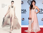 Lucy Hale In Julien Macdonald - 2013 CMA Awards