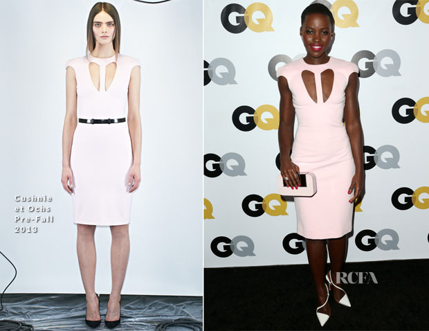 Lupita Nyong'o In Cushnie et Ochs - GQ Men Of The Year Party
