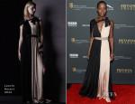 Lupita Nyong'o In Lanvin - BAFTA Los Angeles Britannia Awards