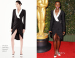 Lupita Nyong'o In Prabal Gurung - Governors Awards 2013