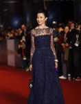 Maggie Cheung in Elie Saab Couture