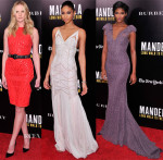 'Mandela: Long Walk To Freedom' Special Screening Red Carpet Roundup