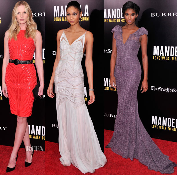 'Mandela Long Walk To Freedom' Special Screening Red Carpet Roundup
