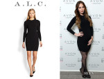 Megan Fox's A.L.C. 'Malcolm' Sweater Dress