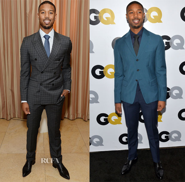 Micheal B Jordan - GQ Celebrations