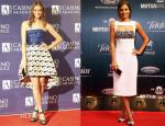 Michelle Jenner In Christian Dior & Burberry Prorsum - Antena de Oro Awards / Ondas Awards 2013