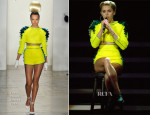 Miley Cyrus In The Blonds – Bambi Awards 2013