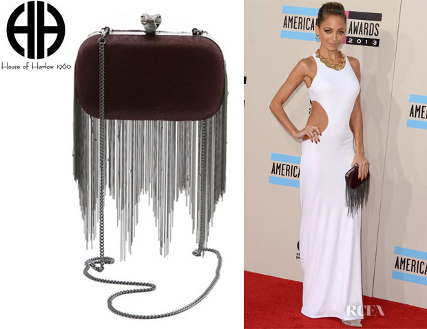 Nicole Richie's House of Harlow 1960 'Jude' Clutch