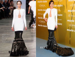Nieves Alvarez In Stéphane Rolland Couture - 2013 Marie Claire Prix de la Moda Awards