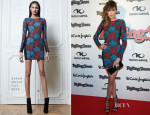 Nieves Alvarez In Zuhair Murad - Rolling Stone Magazine Awards 2013