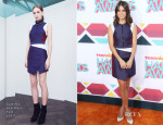 Nikki Reed In Camilla and Marc - 2013 TeenNick HALO Awards