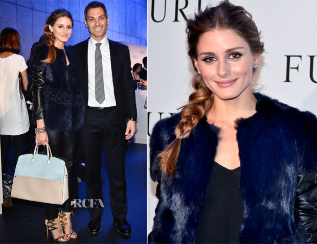 Olivia Palermo In Ashley B - Furla Introduces Spring Summer 2014