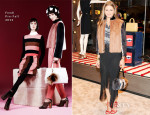 Olivia Palermo In Fendi & Willow - Fendi Buggies Launch Event