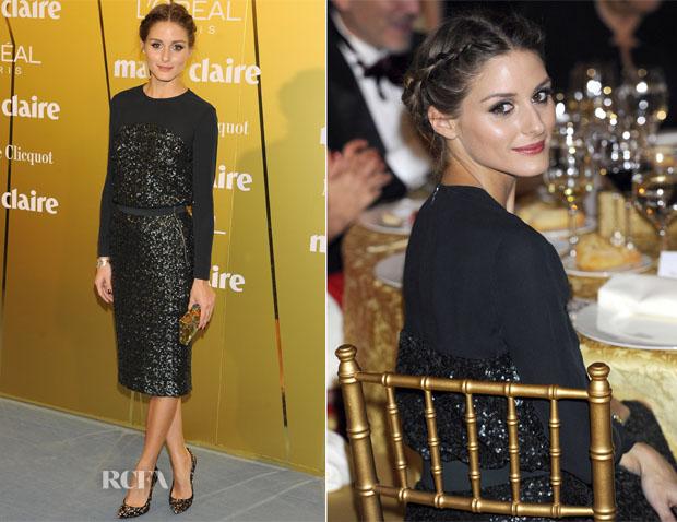 Olivia Palermo In Whistles - 2013 Marie Claire Prix de la Moda Awards