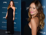 Olivia Wilde In Gucci - LACMA Art + Film Gala 2013