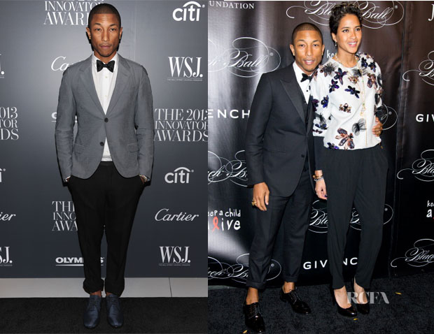Pharrell Williams Loves Lanvin