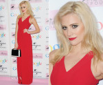 Pixie Lott In ALICE by Temperley - Amy Winehouse Foundation Ball
