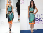 Rachel Bilson In Milly - 2014 People's Choice Awards Nominations Announcement
