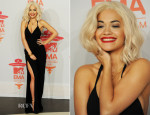 Rita Ora In Calvin Klein Collection - 2013 MTV EMAs