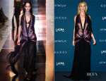 Rosie Huntington-Whiteley In Gucci - LACMA Art + Film Gala