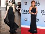 Sheryl Crow In Ralph Lauren - 2013 CMA Awards