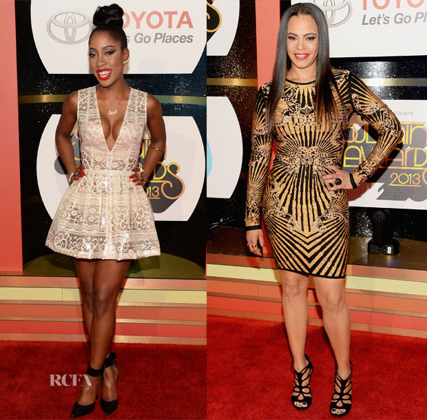 Soul Train Awards 2013 Red Carpet Roundup 3