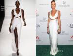 Stacy Keibler In Kaufmanfranco - 17th Annual Accessories Council ACE Awards