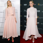 Suki Waterhouse Loves Emilia Wickstead