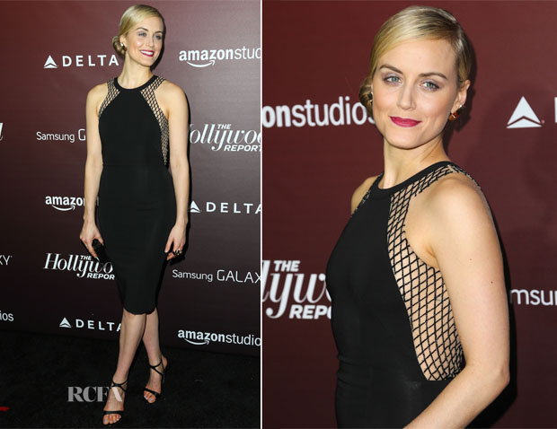 Taylor Schilling In Zuhair Murad - The Hollywood Reporter's Next Gen 20th Anniversary Gala