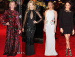 'The Hunger Games: Catching Fire' London Premiere Red Carpet Roundup
