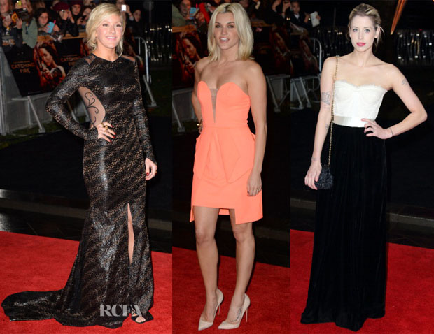 'The Hunger Games Catching Fire' London Premiere Red Carpet Roundup 2