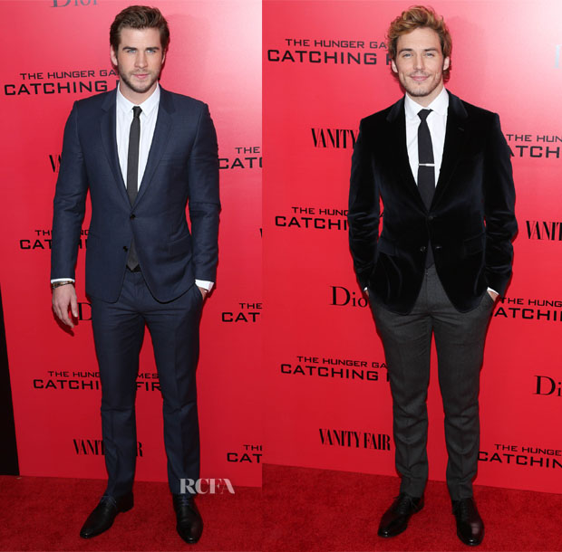 'The Hunger Games Catching Fire' New York Premiere Menswear Roundup