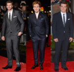 'The Hunger Games: Catching Fire' World Premiere Menswear Red Carpet Roundup