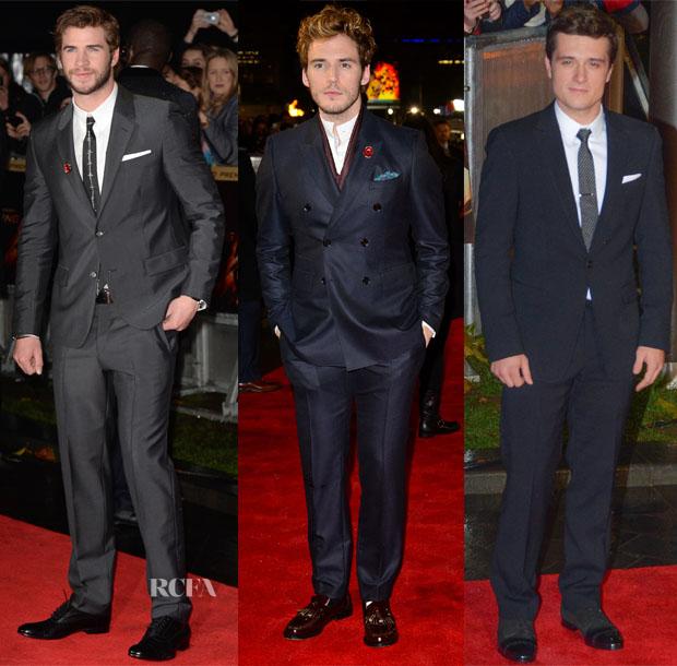 The Hunger Games Men