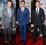 'Thor: The Dark World' LA Premiere Menswear Red Carpet Roundup