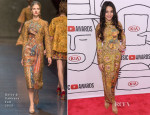 Vanessa Hudgens In Dolce & Gabbana - YouTube Music Awards 2013