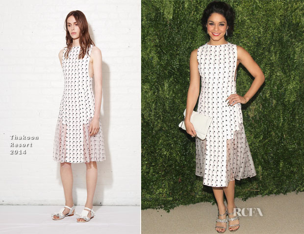 Vanessa Hudgens In Thakoon - CFDAVogue 2013 Fashion Fund Finalists