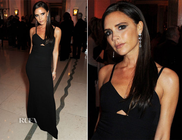 Victoria Beckham In Victoria Beckham - Harper's Bazaar Woman Of The Year Awards 2013