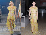 Zosia Mamet In Maiyet - 10th Annual Apollo Circle Benefit