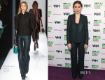 Zosia Mamet In Mulberry -  VH1 'You Oughta Know In Concert' 2013