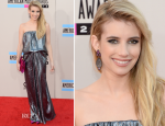 Emma Roberts In Lanvin – 2013 American Music Awards