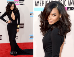 Naya Rivera In Michael Kors – 2013 American Music Awards