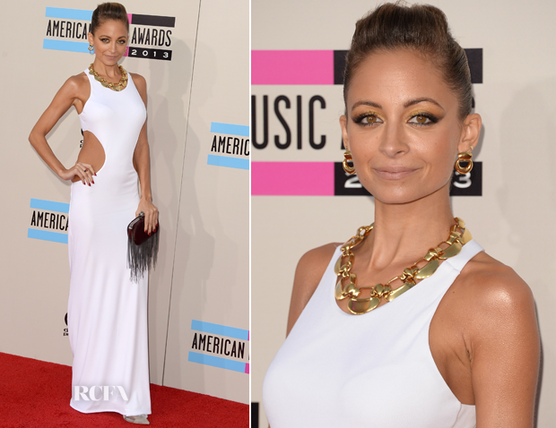 Nicole Richie In Emilio Pucci – 2013 American Music Awards