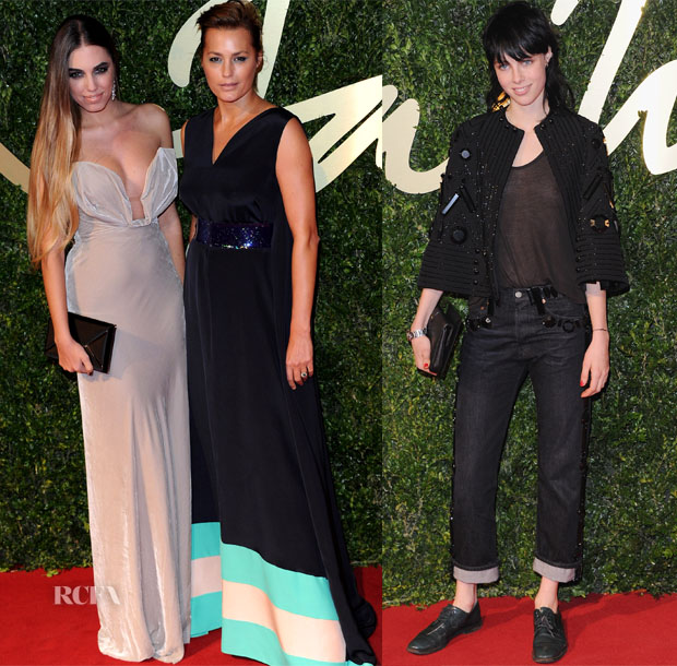 2013 British Fashion Awards Red Carpet Roundup 2