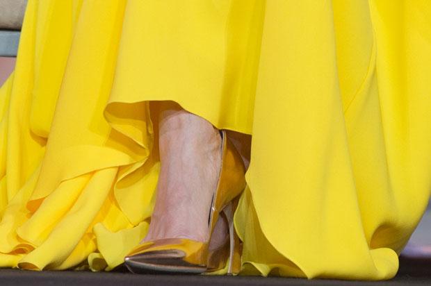 Patricia Clarkson in Dior