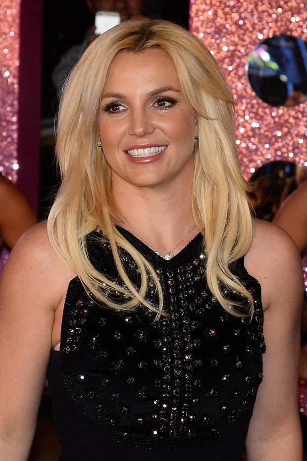 Britney Spears in Antonio Berardi